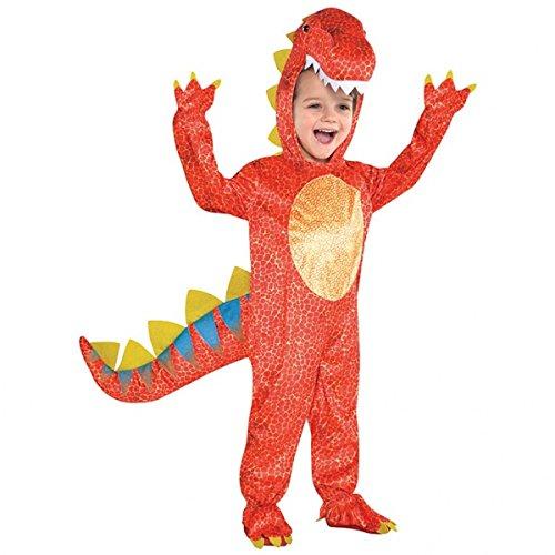 Children's Dinomite Costume Size Small (4-6)