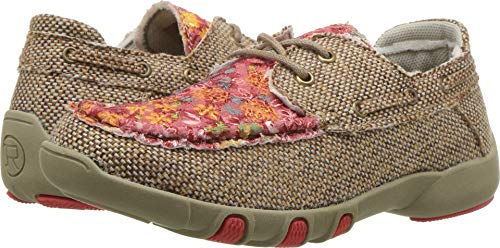 Roper Kids Chase Lace Up Shoes 12 ()