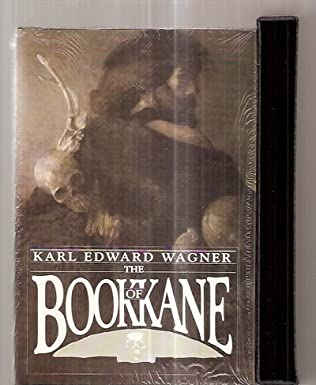 book cover of The Book of Kane
