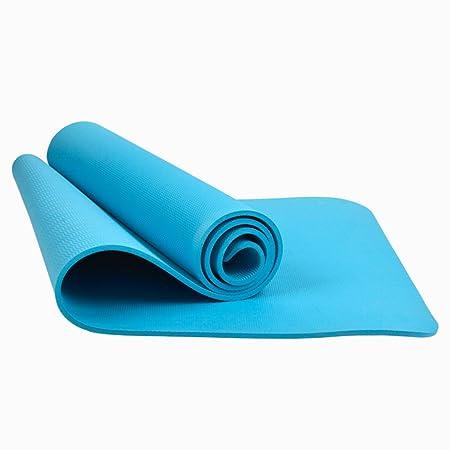 WYZ Aptitud Estera de Yoga, Profesión Plegable Manta de Yoga ...