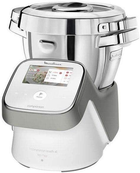 Robot de cocina I Companion Xl Touch Decoupe Legumes Moulinex - Hf936e00: Amazon.es: Hogar