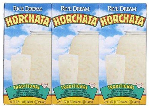 - Dream Horchata Rice-32 Oz-3 Pack