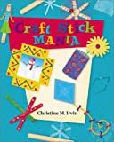 Craft Stick Mania, Christine M. Irvin, 051627757X