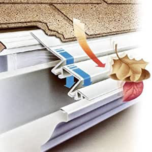 The Waterfall Gutter Guard System Amazon Com