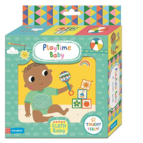 Playtime Baby Cloth Book -