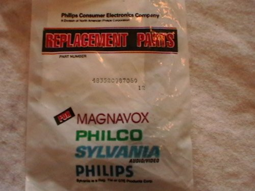 Magnavox/philips 483520987069 I.c Vintage Used in Model 13p220 Television Replacement Part from Philips