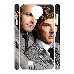 C-EUR Cell phone case Sherlock Hard 3D Case For Samsung Galaxy S4 i9500