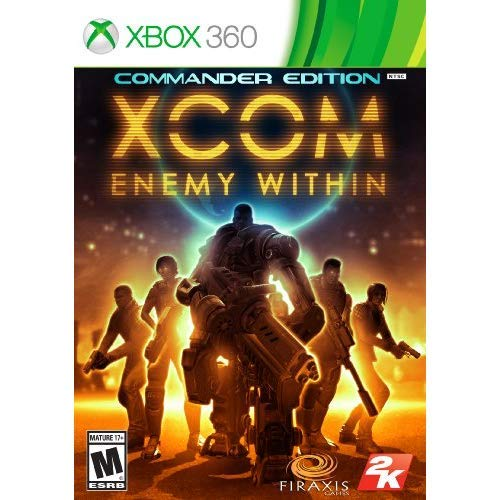 XCOM: Enemy Within  - Xbox 360 (Xcom Enemy Unknown Best Weapons)