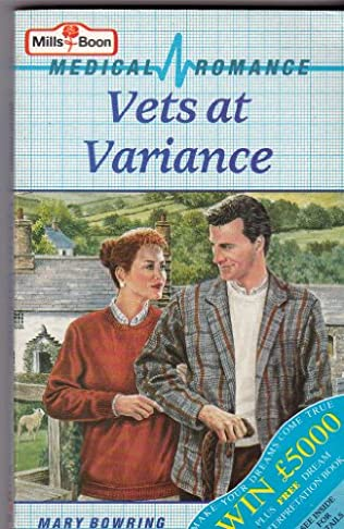 book cover of Vets at Variance