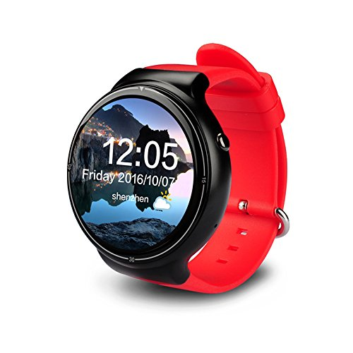 Amazon.com: TORTOYO I4 Pro Smart Watch Phone 2GB+16GB ...