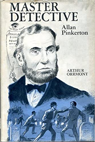 Image result for pictures of allan pinkerton