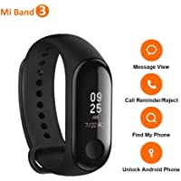 Xiaomi Mi Band 3 Smart Bracelet Fitness Tracker Pedometer Heart Rate Monitor Waterproof International Version