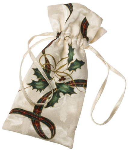 Lenox Holiday Nouveau Wine Bag ()