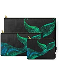 Society6 Mermaid Carry-All Pouch