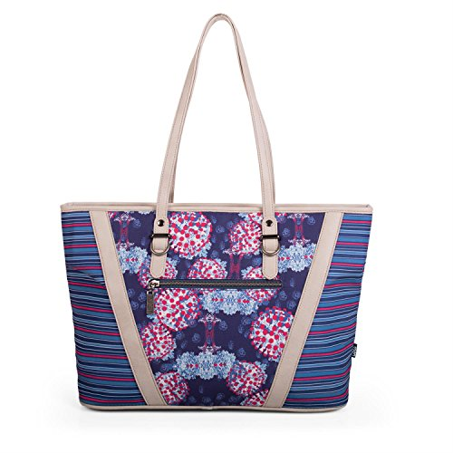 Print 20091 Lois Bag Dark Navy Blue z7Rq5