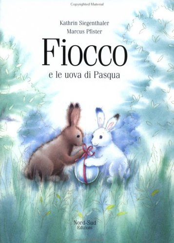 Fiocco Uova Pasque IT Hop Eas Sur (Italian Edition)