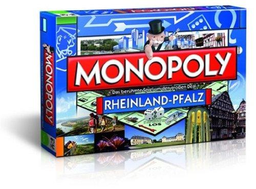 Winning Moves 42396 - Monopoly Rheinland Pfalz