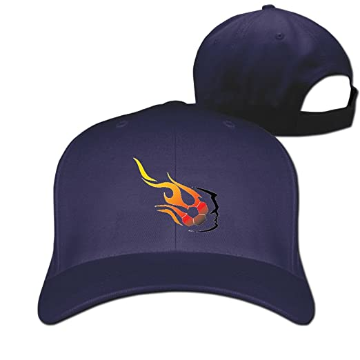 Football Sports Baseball Caps Fashion Comfort Fitted Hats For Men ... 32a44f962fa