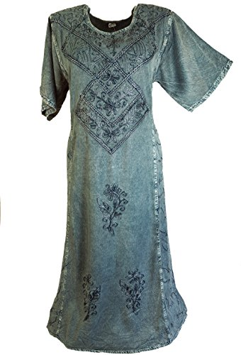 Guru-Shop -  Vestito  - Donna blu 40