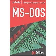 MS-DOS (Le poche)