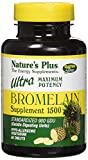 Nature's Plus Ultra Bromelain -- 1500 mg - 60 Tablets