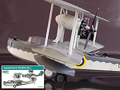 HPH Model 1:32 Supermarine Walrus British Aircraft -Multimedia Model Kit #32022R