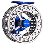 Goture Large Arbor Fly Fishing Reel Cyrax Freshwater CNC-machined Aluminum Alloy Fly Reel 5/6, 7/8 For Sale