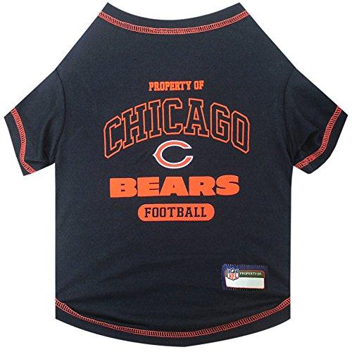 NFL CHICAGO BEARS Dog T-Shirt, ()