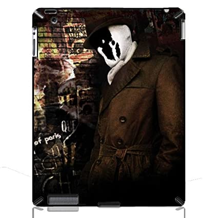 Amazon.com: Watchmen Rorschach Cover Cases for ipad 2/New ...