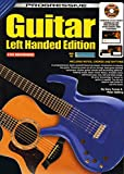 img - for CP11824 - Progressive Guitar Left Handed Edition for Beginners - Bk/DVD Rom book / textbook / text book