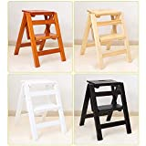 Kitchen Wooden Ladders Small Foot Stools Wood