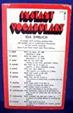 Instant Vocabulary, Ida ehrlich, 0671803360
