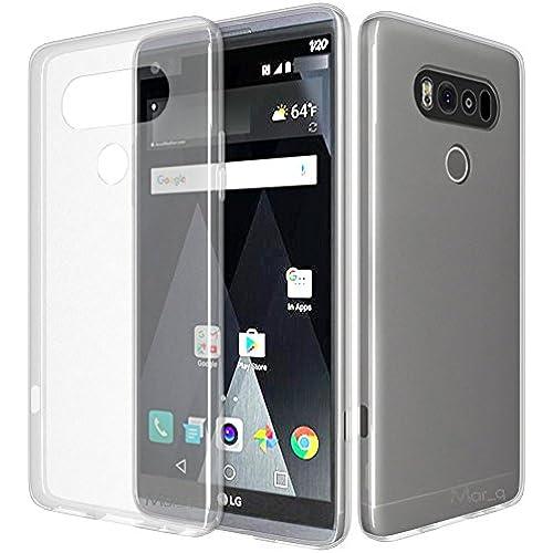 S8 Plus Case,Mar_q [Light weight][Shock Absorption] Premium Soft TPU bumper Case for Samsung Galaxy S8 Plus - Clear Sales
