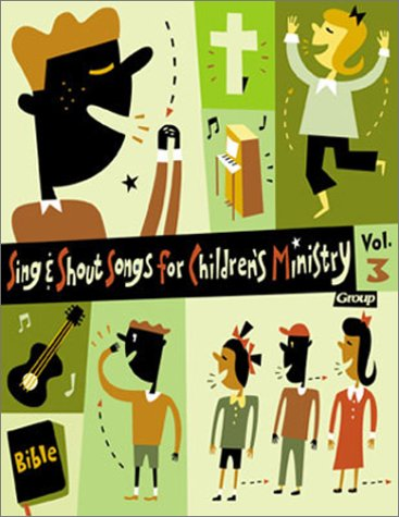 Download Sing & Shout Songs for Children's Ministry pdf