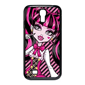 Customize Cartoon Game Monster High Back Case for Samsung Galaxy S4 I9500 JNS4-1676