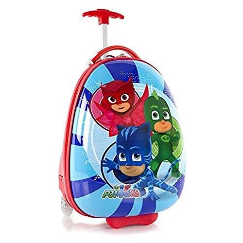 PJ Masks Kids Hard-Sided Luggage Case 18 - Hard Mask