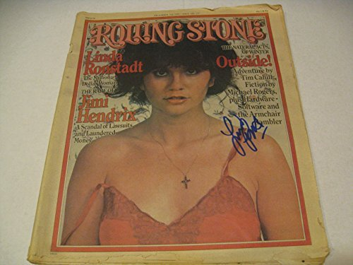 Linda Ronstadt Rolling Stone - 4