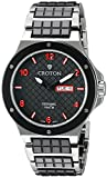 CROTON Men's CN307500SSRD Millenium Analog Display Quartz Two Tone Watch