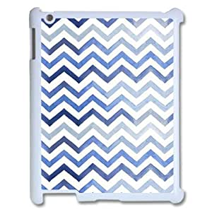 Chevron Stripes Unique Fashion Printing Phone Case for Ipad2,3,4,personalized cover case ygtg624784