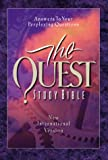 img - for Quest Study Bible, The book / textbook / text book