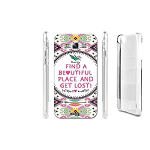 FUNDA CARCASA BEAUTYFUL PLACE TAKE PARA SAMSUNG GALAXY E7 SM-E700F
