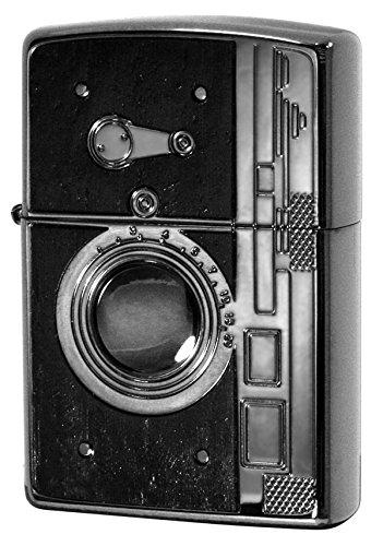 Zippo Antique Camera BK ()