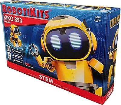 S.T.E.A.M. Line Toys Elenco Kiko The Exploring Robot Kit