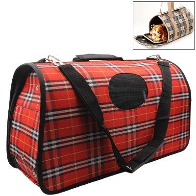 XHD-Prodotti XHD-Prodotti XHD-Prodotti per animali Sacchetti di trasporto del cane dei totes di corsa del modello della griglia, per la facile carying, Formato  48 x 22 x 29cm Gli animali domestici sono più comodi 7daa3c