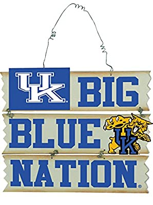 University Of Kentucky Hanging Fan Sign