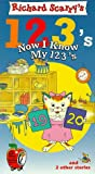 Richard Scarry's Now I Know My 123's [VHS]