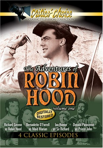 The Adventures of Robin Hood Vol 1 -