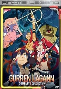 Gurren Lagann: Complete Collection (Anime Legends)
