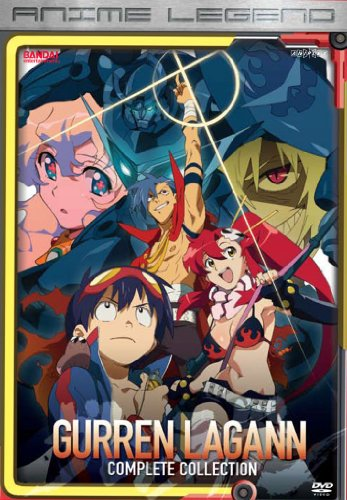 Gurren Lagann Anime (Gurren Lagann: Complete Collection (Anime)