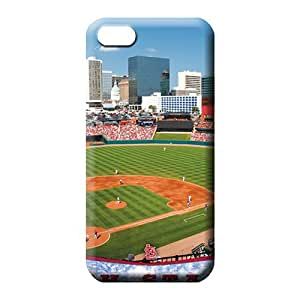 iphone 6plus 6p Impact Retail Packaging Pretty phone Cases Covers cell phone covers st. louis cardinals mlb baseball